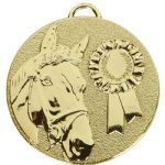 Equestrian Medal 50mm AM1047